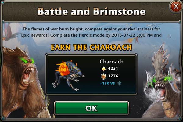 LTQ Event : Battle and Brimstone
