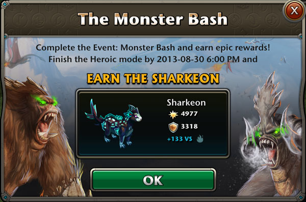 LTQ Event : The Monster Bash